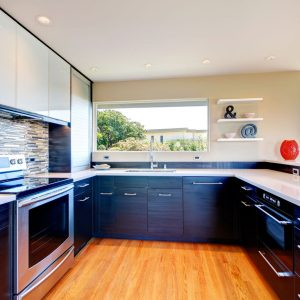 solid-wood-kitchen-wood-black-wooden-model-600x600